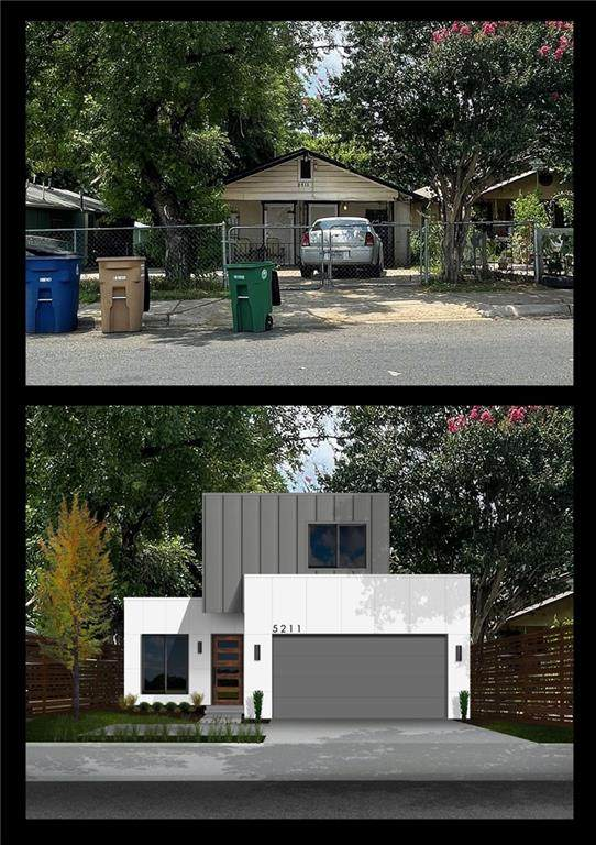 2511 E 5th St, Austin, TX 78702 (#9874601) :: Ben Kinney Real Estate Team