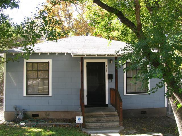 931 E 56 1/2 St, Austin, TX 78751 (#9880570) :: The Heyl Group at Keller Williams