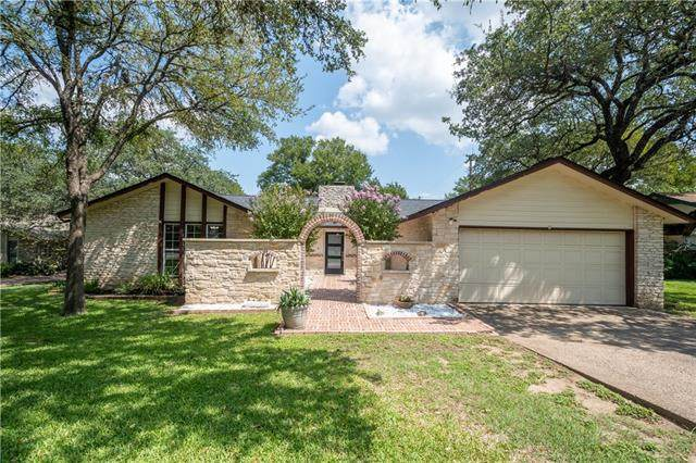 12809 Woodmere St, Austin, TX 78729 (#9888630) :: Front Real Estate Co.