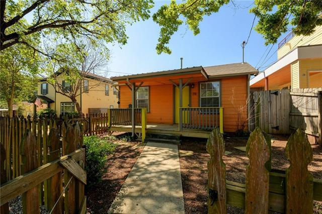 711 Jewell St Unit A, Austin, TX 78704 (#9905677) :: The Perry Henderson Group at Berkshire Hathaway Texas Realty