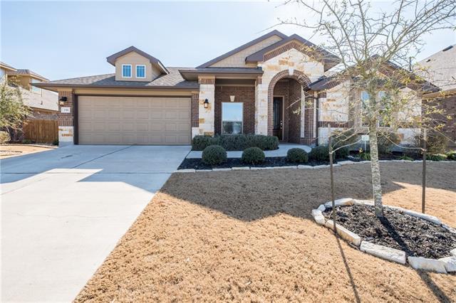 156 Silkstone St, Hutto, TX 78634 (#9909436) :: Watters International
