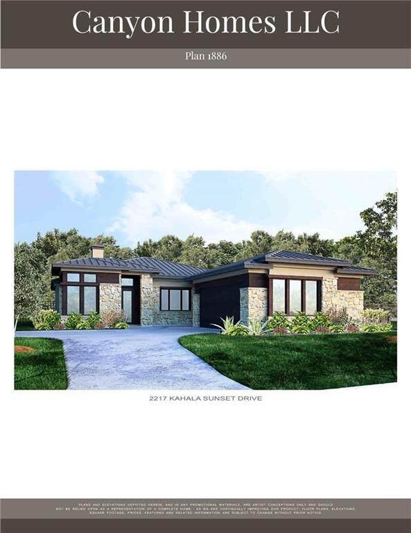 2217 Kahala Sunset Dr, Spicewood, TX 78669 (#9920800) :: Papasan Real Estate Team @ Keller Williams Realty