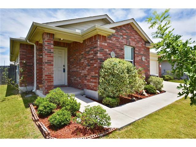 324 Almquist St, Hutto, TX 78634 (#9928931) :: Forte Properties
