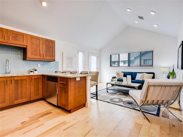 1307 52nd #3, Austin, TX 78723 (#9933241) :: Papasan Real Estate Team @ Keller Williams Realty