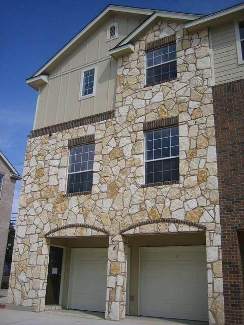 1402 Parker Ln 8-1, Austin, TX 78741 (#9937642) :: Lancashire Group at Keller Williams Realty