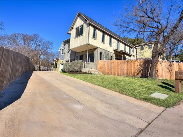 1158 Ridgeway Dr A, Austin, TX 78702 (#9968557) :: TexHomes Realty