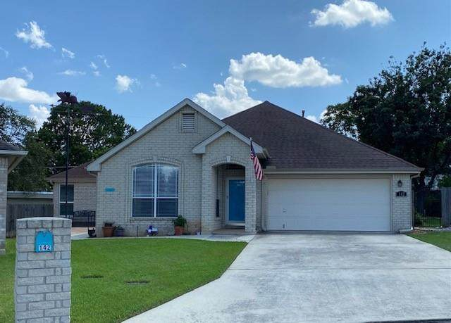 142 Georgia Pl, New Braunfels, TX 78130 (#9988750) :: Papasan Real Estate Team @ Keller Williams Realty