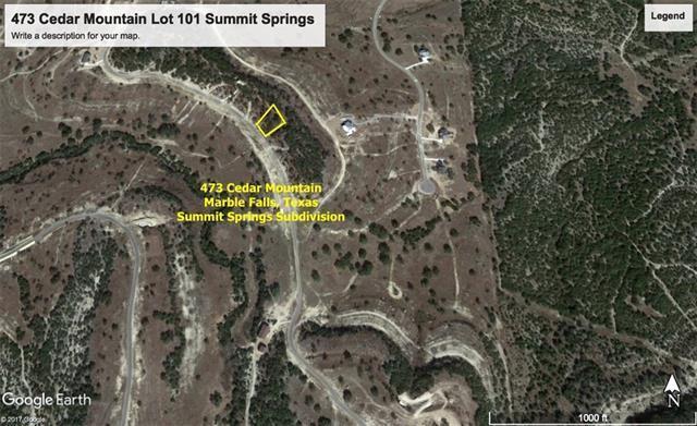 473 Cedar Mountain, Marble Falls, TX 78654 (#1026313) :: Forte Properties
