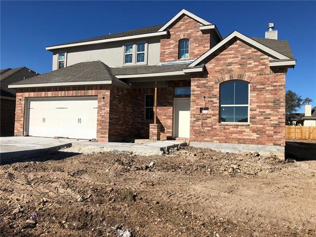 512 Scenic Bluff Dr, Georgetown, TX 78628 (#1066343) :: Forte Properties