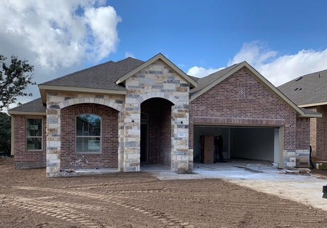 521 Scenic Bluff Dr, Georgetown, TX 78628 (#1134993) :: Austin Portfolio Real Estate - The Bucher Group
