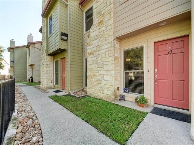6900 E Riverside Dr #23, Austin, TX 78741 (#1170309) :: The Perry Henderson Group at Berkshire Hathaway Texas Realty