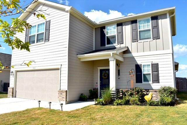 19212 Nathan Scott Way, Manor, TX 78653 (#1311880) :: Papasan Real Estate Team @ Keller Williams Realty
