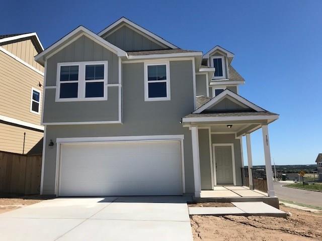 181 Red Buckeye Loop, Liberty Hill, TX 78642 (#1317667) :: Ana Luxury Homes
