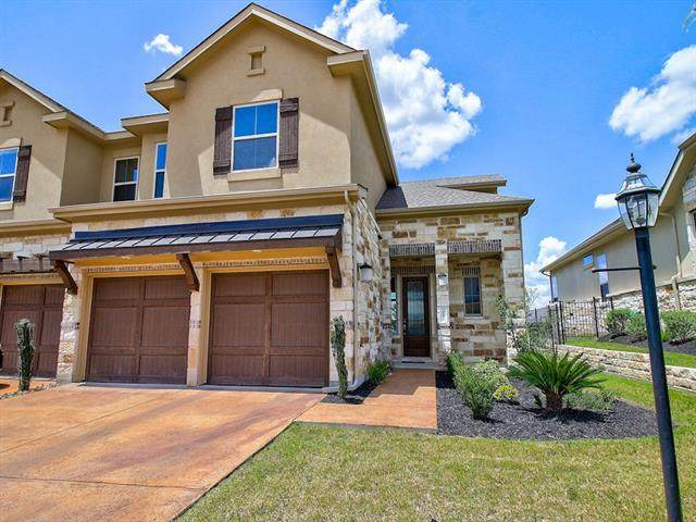 212 Cartwheel Bnd #135, Austin, TX 78738 (MLS #1344840) :: Vista Real Estate