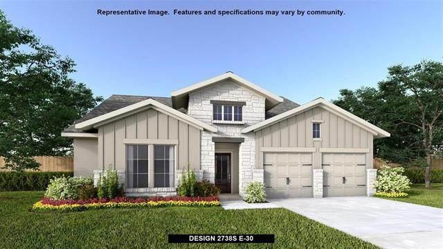 809 Heartleaf Dr, Leander, TX 78641 (#1385981) :: Lauren McCoy with David Brodsky Properties