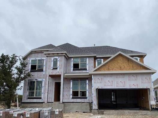 825 Woodview Dr, Leander, TX 78641 (#1393461) :: Ana Luxury Homes