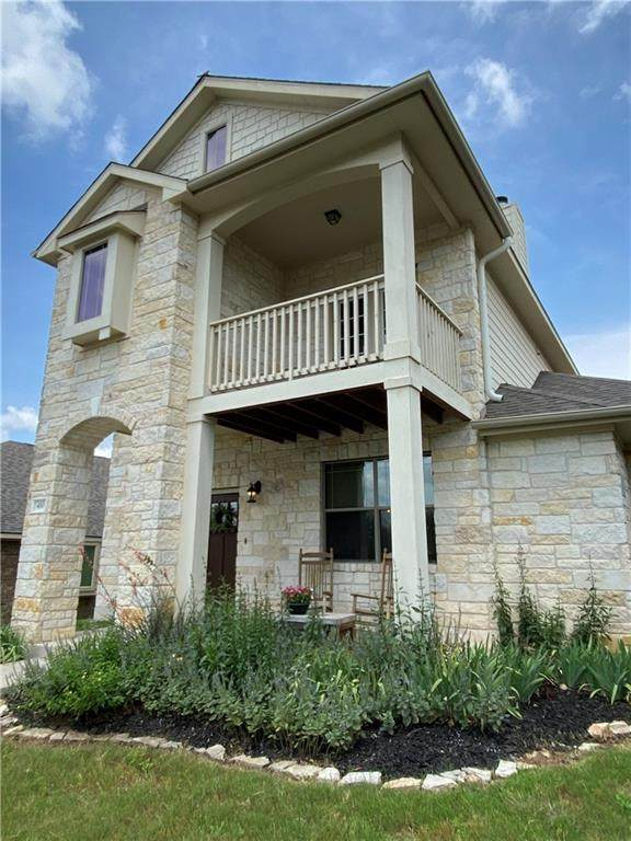 410 Village Commons Blvd, Georgetown, TX 78633 (#1454141) :: Papasan Real Estate Team @ Keller Williams Realty