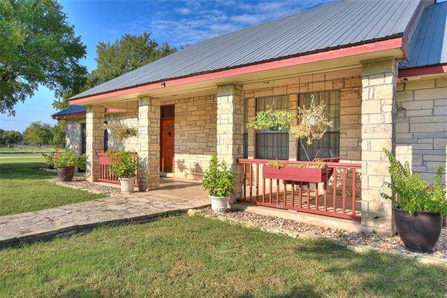151 Young Ranch Rd, Georgetown, TX 78633 (#1495250) :: Watters International
