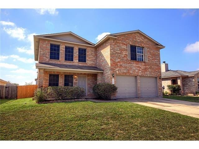 304 Country Estates Dr, Hutto, TX 78634 (#1495327) :: RE/MAX Capital City