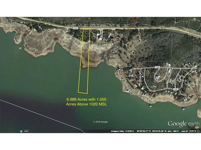 10990 Fm 2341 Rd, Burnet, TX 78611 (#1495644) :: Forte Properties