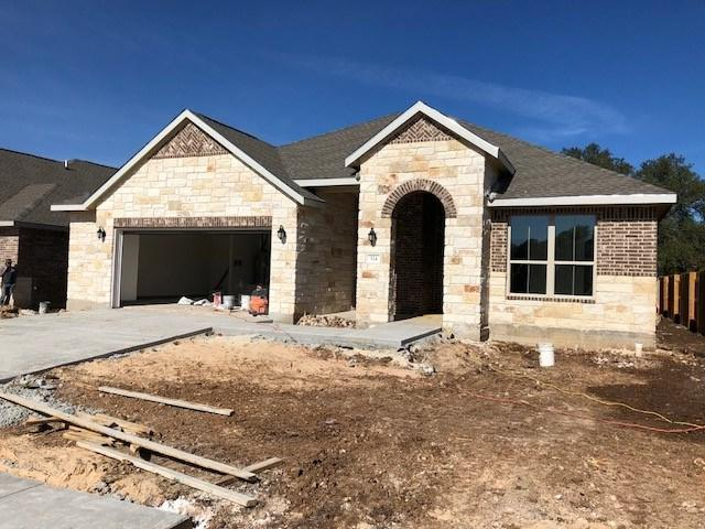 524 Scenic Bluff Dr, Georgetown, TX 78628 (#1511873) :: Forte Properties