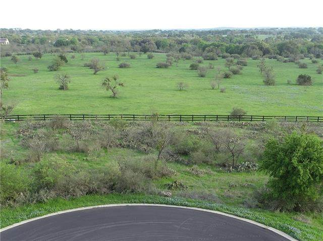 Lot 86 Morning Star Ct, Horseshoe Bay, TX 78657 (#1528045) :: Front Real Estate Co.