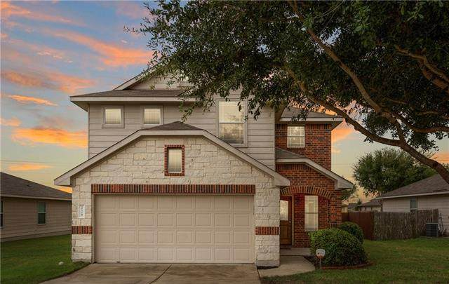 228 Foxglove Dr N, Hutto, TX 78634 (#1541135) :: Azuri Group | All City Real Estate