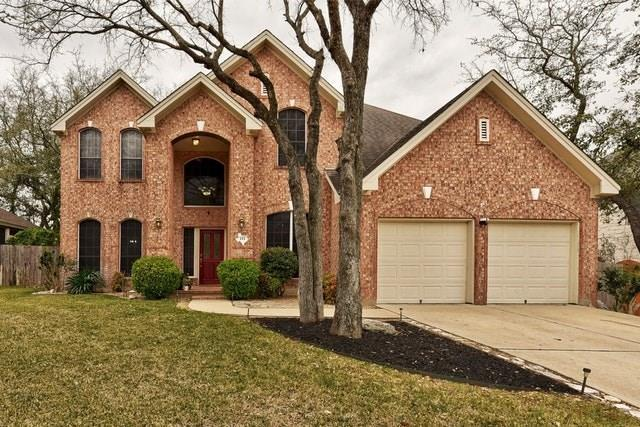 111 River View Cv, Georgetown, TX 78628 (#1599669) :: 12 Points Group
