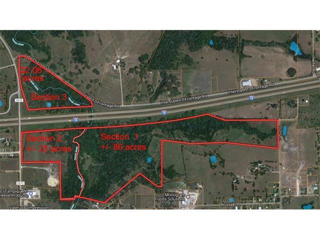 000 Fm 2672 & I-10, Schulenburg, TX 78956 (#1639653) :: Papasan Real Estate Team @ Keller Williams Realty