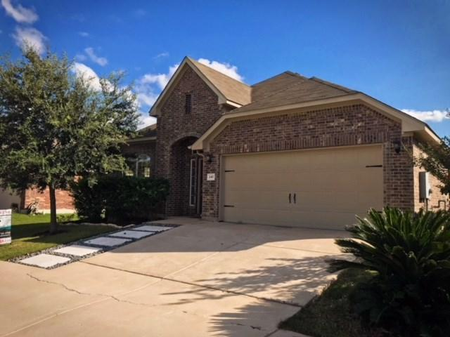 240 Blossom Valley Strm, Buda, TX 78610 (#1688386) :: The Heyl Group at Keller Williams