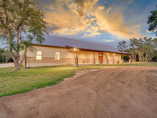 3925 County Road 336, Bertram, TX 78605 (#1769671) :: The Heyl Group at Keller Williams