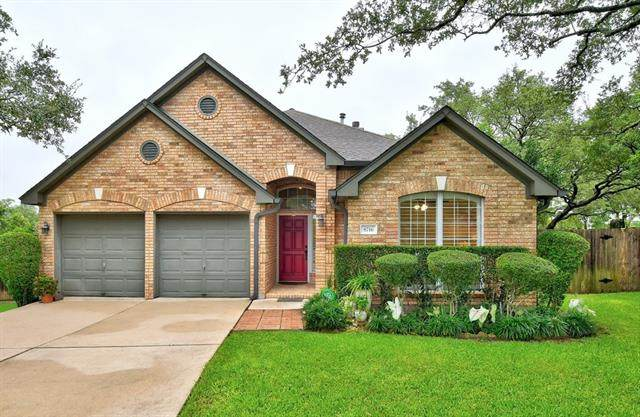 8716 Clarion Ct, Austin, TX 78749 (#1896067) :: R3 Marketing Group