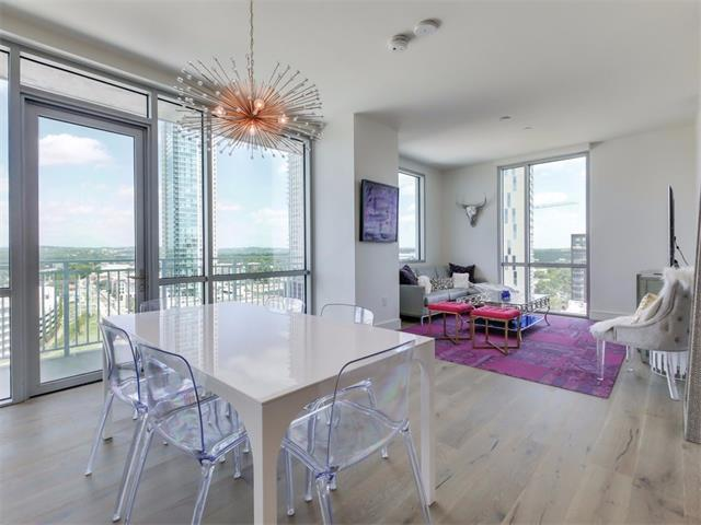 222 West Ave #1414, Austin, TX 78701 (#2062483) :: Papasan Real Estate Team @ Keller Williams Realty