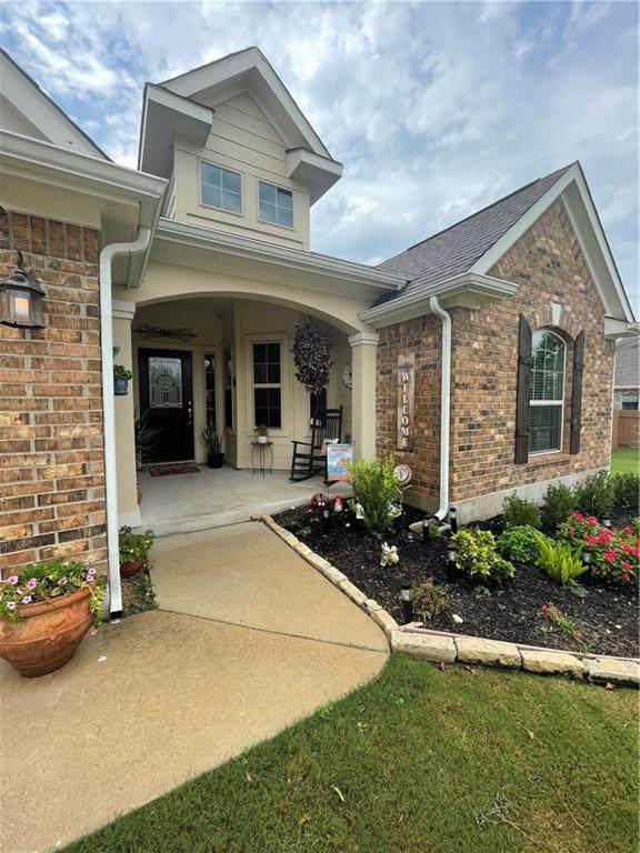 209 Sangiovese St, Leander, TX 78641 (#2208165) :: Papasan Real Estate Team @ Keller Williams Realty