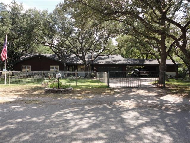 545 County Road 139, Burnet, TX 78611 (#2289566) :: Watters International