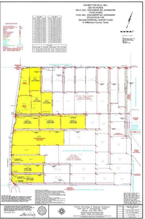 9668 Hwy 195 Hwy, Florence, TX 76527 (#2342539) :: Papasan Real Estate Team @ Keller Williams Realty