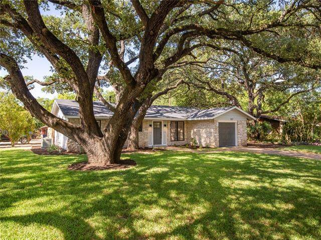 307 Chippendale Ave, Austin, TX 78745 (#2425260) :: First Texas Brokerage Company