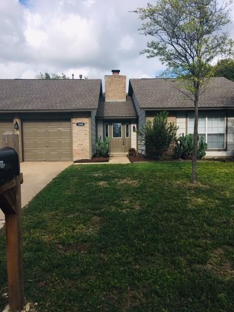 1604 Woodgreen Dr, Round Rock, TX 78681 (#2434124) :: Papasan Real Estate Team @ Keller Williams Realty