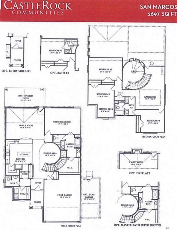 240 Rough Bark Loop, Buda, TX 78610 (#2546802) :: Azuri Group | All City Real Estate