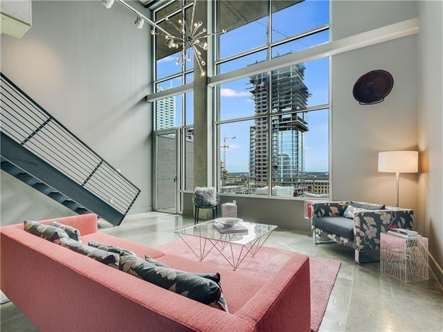 800 W 5th St #1108, Austin, TX 78703 (#2593885) :: Allison Gaddy