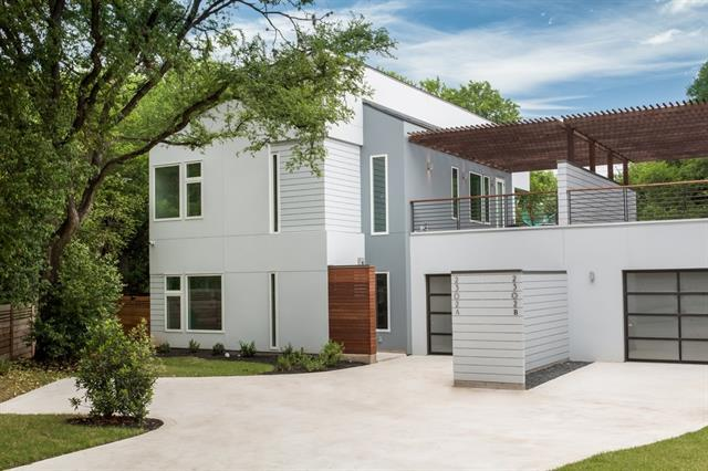 2302 Westway Cir A, Austin, TX 78704 (#2606869) :: Forte Properties