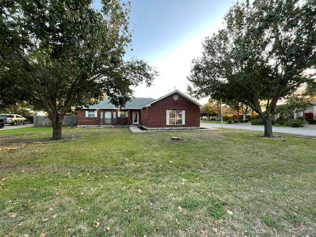 205 Wuensche St, Thorndale, TX 76577 (#2720534) :: ORO Realty