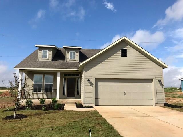 133 Wild Sage Ln, Liberty Hill, TX 78642 (#2766996) :: Amanda Ponce Real Estate Team