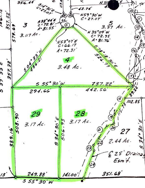 Lot 29 Hwy 21, Circle D, Bastrop, TX 78602 (MLS #2921305) :: Green Residential