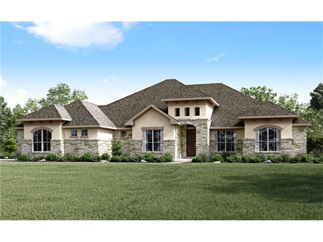 3300 Vista Heights Dr, Leander, TX 78641 (#2977083) :: Douglas Residential