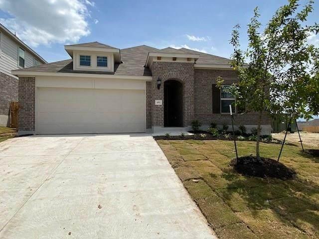 482 Leadtree Loop, Buda, TX 78610 (MLS #2993145) :: Bray Real Estate Group