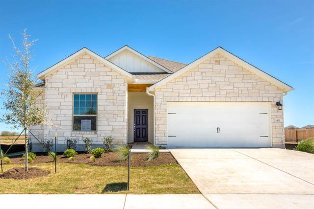 5421 Vanner Path, Georgetown, TX 78626 (#3074172) :: The Gregory Group