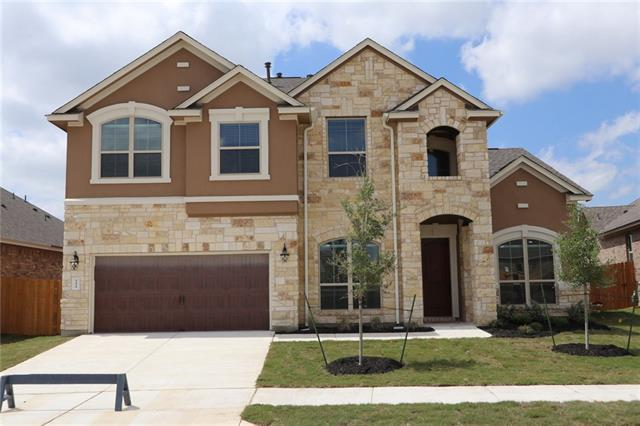 111 Skylark Ln, Hutto, TX 78634 (#3180485) :: The Gregory Group