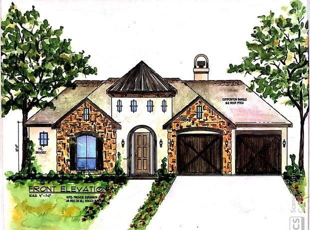 1330 River Place Dr, New Braunfels, TX 78130 (#3205641) :: The Summers Group