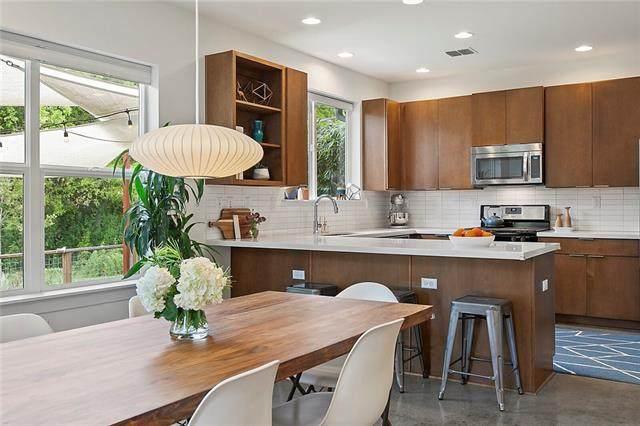 5616 1st St #1, Austin, TX 78745 (#3298859) :: Ben Kinney Real Estate Team
